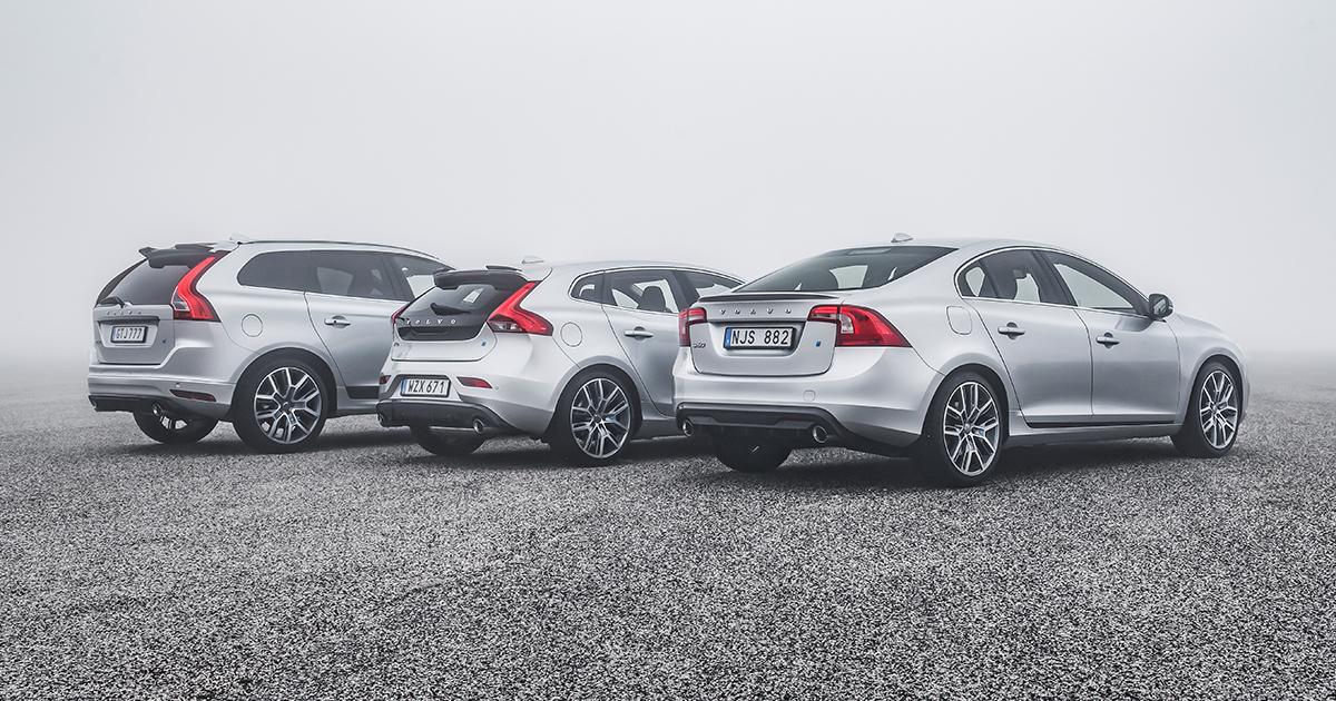 Bilar nya och begagnade xc60